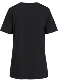 T-shirt met statement print, bpc bonprix collection