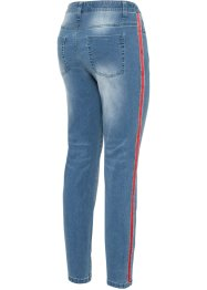Jeans met gedessineerde tapes, BODYFLIRT
