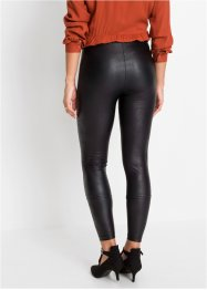 Legging in leather look, BODYFLIRT