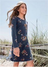 Jersey jurk met bloemenprint, bpc bonprix collection