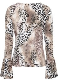 Shirt met volants, BODYFLIRT boutique