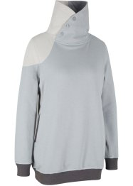Sweater met hoge kraag, lange mouw, bpc bonprix collection