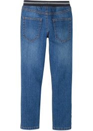 Jeans met zachte band, regular fit, John Baner JEANSWEAR