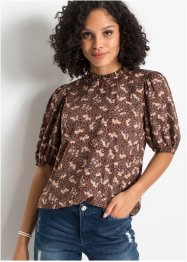 Gedessineerde blouse, BODYFLIRT