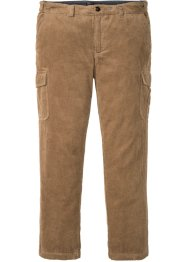 Regular fit cargo corduroy broek, bpc selection