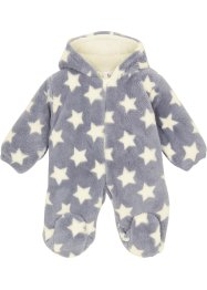 Baby jumpsuit van teddy fleece, bpc bonprix collection