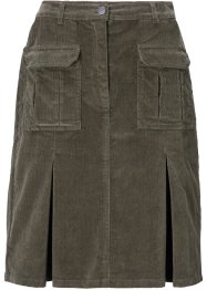 Cargo rok van corduroy, bpc bonprix collection
