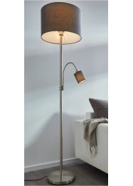 Staande lamp met leeslamp, bpc living bonprix collection