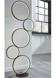 LED staande lamp met cirkels, bpc living bonprix collection