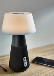 Tafellamp met usb en bluetooth luidspreker, bpc living bonprix collection
