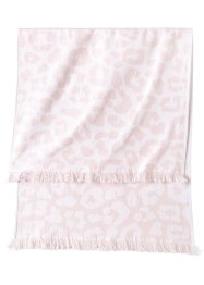 Handdoek met animalprint (set van 2), bpc living bonprix collection