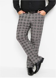 Regular fit 5-pocket broek met print all-over, bpc selection