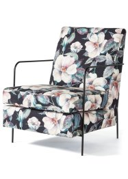 Fauteuil met bloemenprint, bpc living bonprix collection