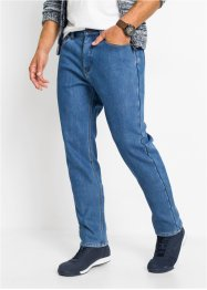 Classic fit stretch thermojeans, straight, John Baner JEANSWEAR