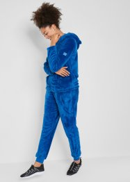 Teddy fleece vest en broek (2-dlg. set), bpc bonprix collection