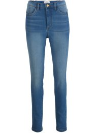 Stretch jeans met gerecycled polyester, bpc bonprix collection