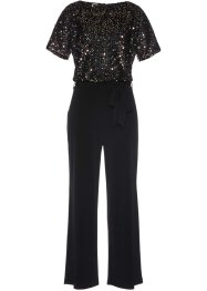 Jumpsuit met pailletten, bpc selection premium