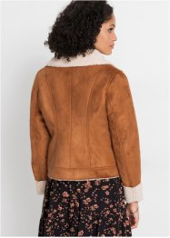 Imitatie lammy coat, BODYFLIRT
