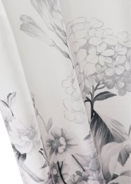 Microvezel gordijn met bloemenprint (1 stuk), bpc living bonprix collection