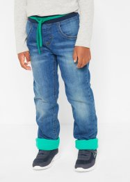 Thermojeans met fleece voering, regular fit, John Baner JEANSWEAR