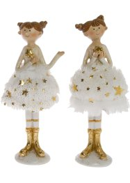 Ornament ballerina (set van 2), bpc living bonprix collection