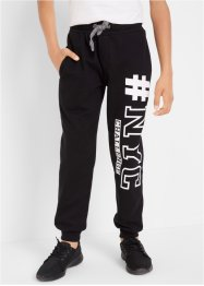 Sweatpants met print, bpc bonprix collection
