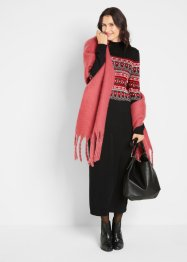 Gebreide maxi jurk, bpc bonprix collection