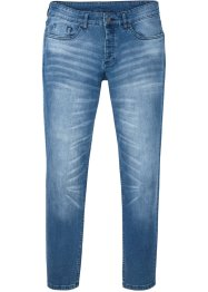 Slim fit stretch jeans, tapered, RAINBOW