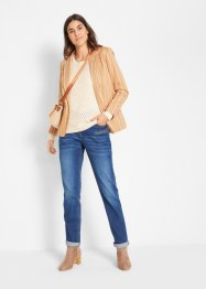 Stretch jeans met zakken, bpc bonprix collection