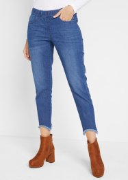 Push up stretch jeans met comfortband, slim fit, low waist, bpc bonprix collection