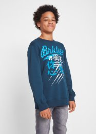 Sweater (set van 2) van biologisch katoen, bpc bonprix collection