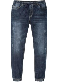 Slim fit instapjeans, straight, RAINBOW