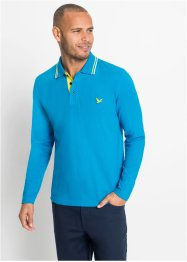 Poloshirt met lange mouwen, bpc bonprix collection