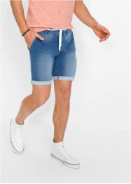 Sweatjeans bermuda, slim fit, RAINBOW
