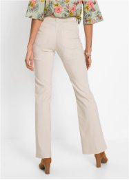 Flared stretch broek, RAINBOW