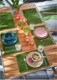 Kunstgras placemats (set van 6), bpc living bonprix collection