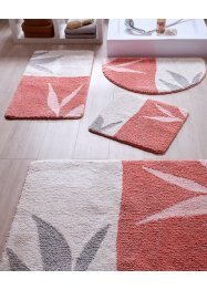 Badmat met bladermotief, bpc living bonprix collection