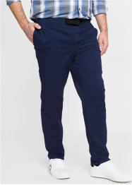 Regular fit stretch broek met comfort belly fit, tapered, bpc bonprix collection