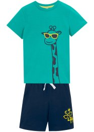 Shirt en bermuda (2-dlg. set), bpc bonprix collection