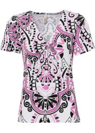 Shirt met print, BODYFLIRT boutique