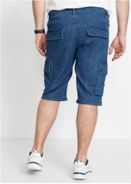 Stretch jeans bermuda met comfort belly fit, regular fit, bpc bonprix collection