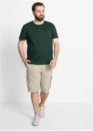 Instap cargo bermuda met comfort belly fit, regular fit, bpc bonprix collection
