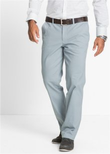 Chino regular fit straight, bpc selection, zilvergrijs