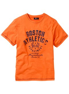 T-shirt, bpc bonprix collection, oranje