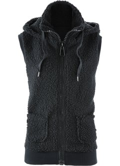 Bodywarmer, bpc bonprix collection, zwart