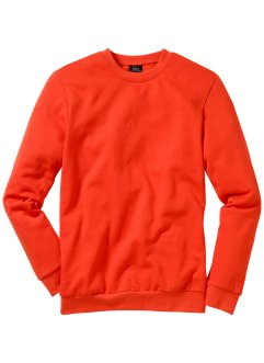 Sweatshirt, bpc bonprix collection, bloedsinaasappel