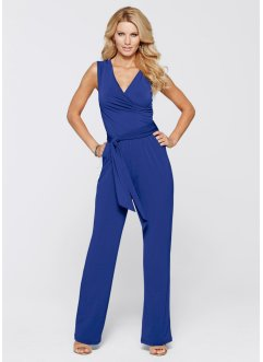 Jumpsuit, BODYFLIRT boutique, donkerblauw