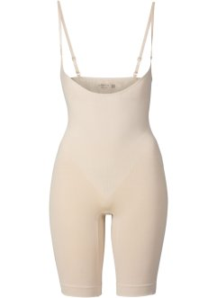 Corrigerende catsuit, bpc bonprix collection, nude