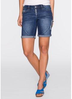 Korte Broek Dames Jeans.Jeans Shorts Dames Online Korte Spijkerbroeken Bonprix