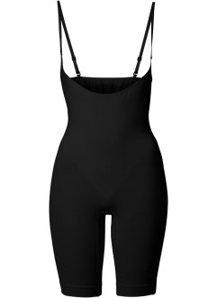 Corrigerende catsuit, bpc bonprix collection, zwart
